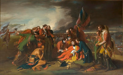 """William L. Clements and """"The Death of General Wolfe"""""""