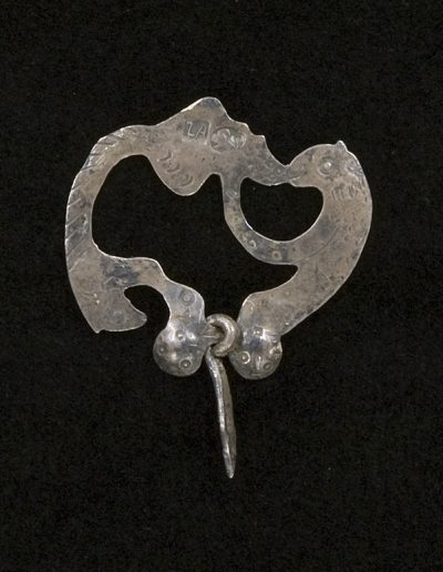 [Small Broach] Laurent Amiot, Quebec City, 1764-1838.