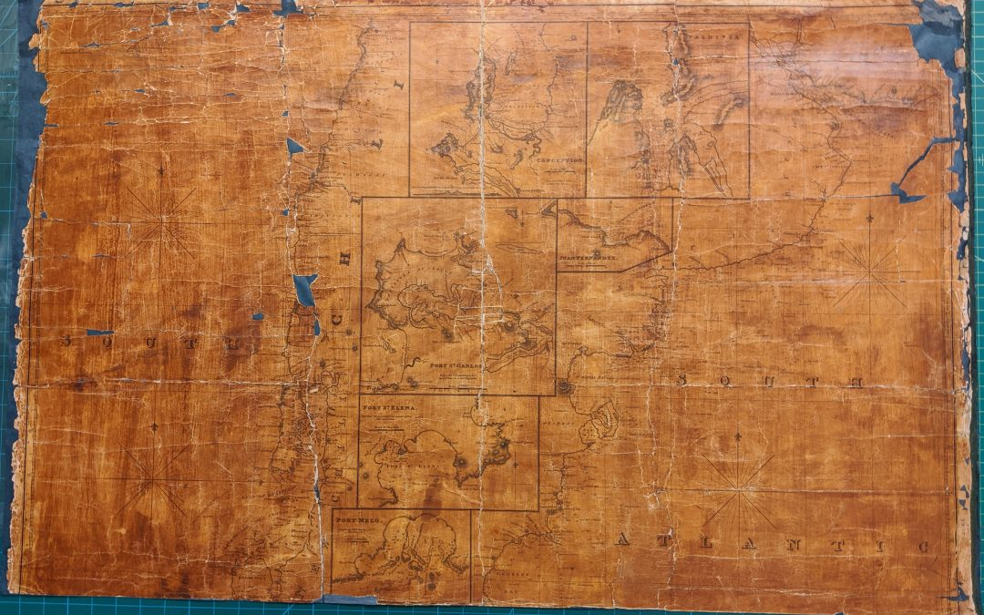 Conservation Close-up Part 2: Sea Charts used in Whaling