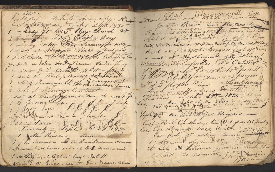 New Manuscripts Finding Aids: Spring 2021