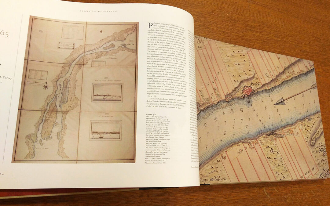 """Book Review: """"Frontier Metropolis: Picturing Early Detroit, 1701-1838"""""""