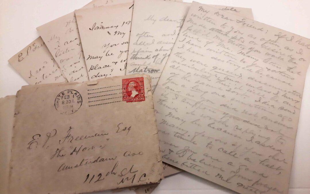 New Manuscripts Finding Aids: Summer 2021